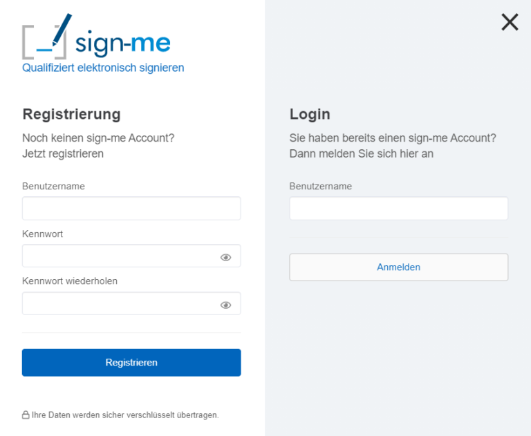 Sign-me