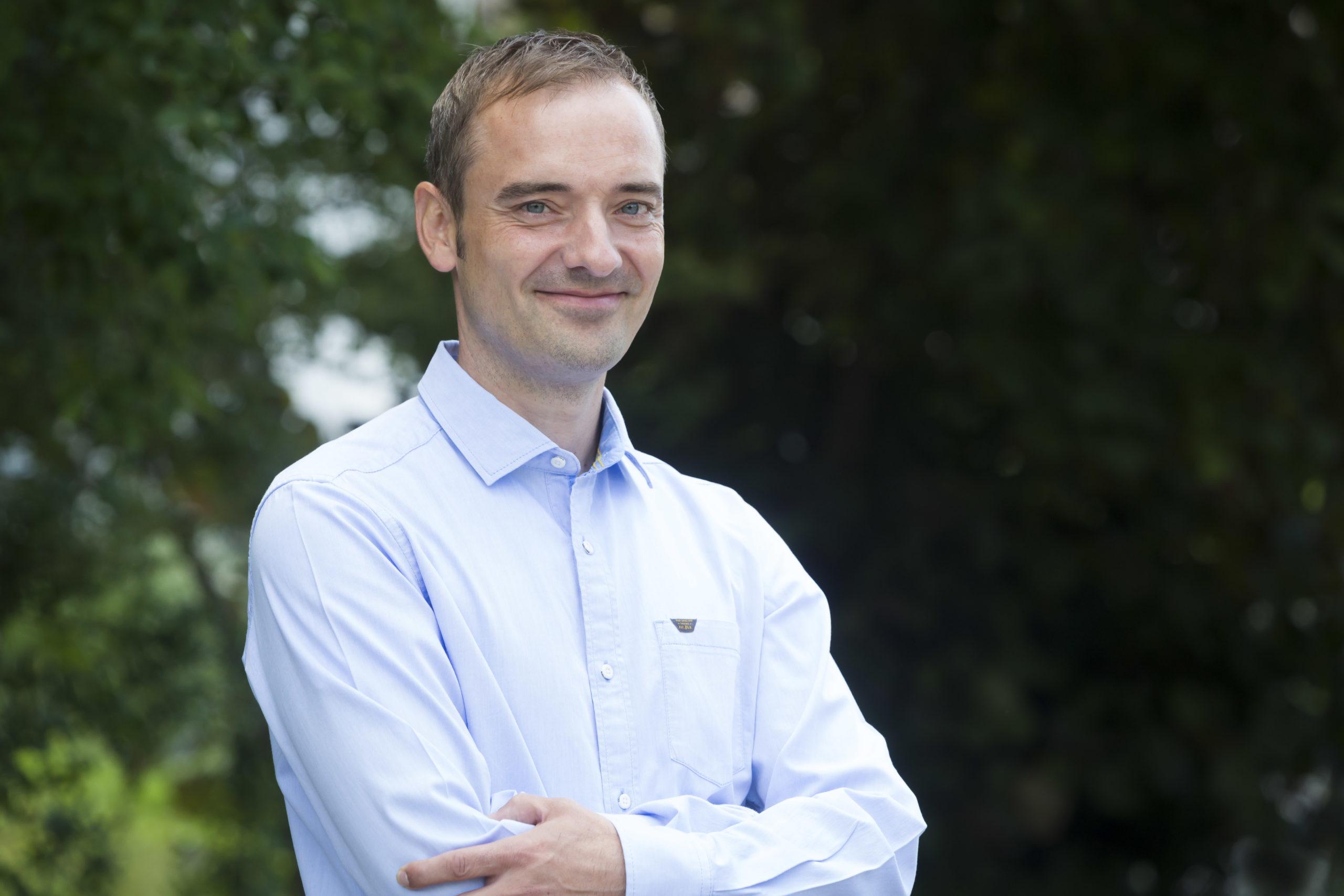 Florian Wöhrl (Leiter IT Services der iS2)