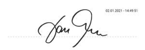 Elektronische Signatur (FES)