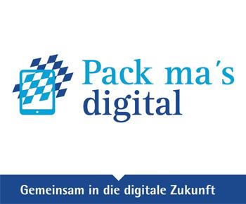 Pack ma's digital - Gemeinsam in die digitale Zukunft