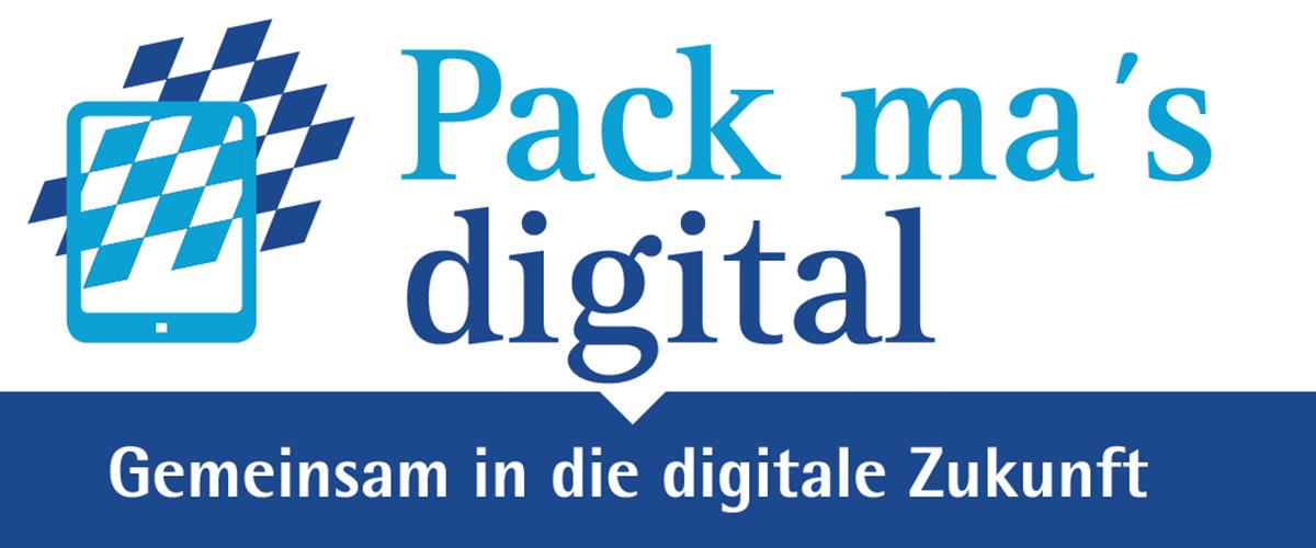 "inSign ist Unterstützer der Initiative <br><strong>""Pack ma's digital""</strong>"